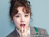Yoon Eun Hye для Samantha Thavasa F/W 2013 Campaign