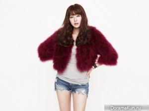 Yoon Eun Hye для The House Company 2012 Extra