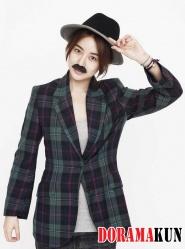 Yoon Eun Hye для The House Company 2012