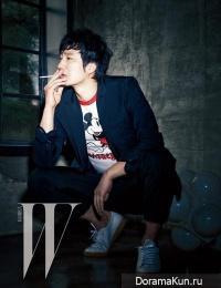 Yoon Je Moon и др. для W Korea May 2013