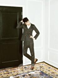 Yoon Jin Wook для GQ February 2013