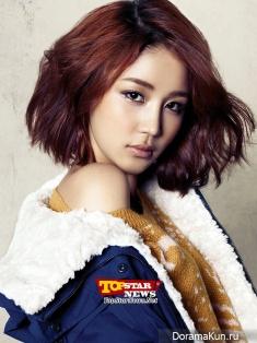 Yoon Jin Yi для JAMBANGEE 2012 CF