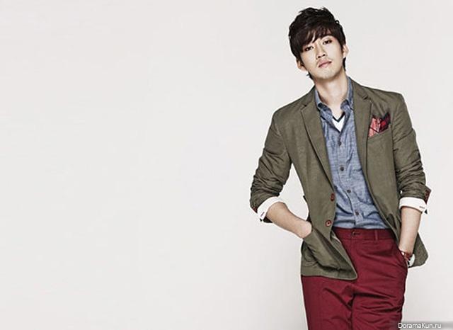 yoon kye sang для basso homme catalogue 2012 фотосессии