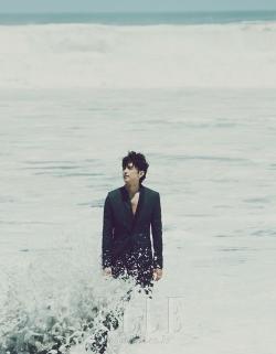 Yoon Kye Sang, Kwon Se In для Elle Korea May 2012