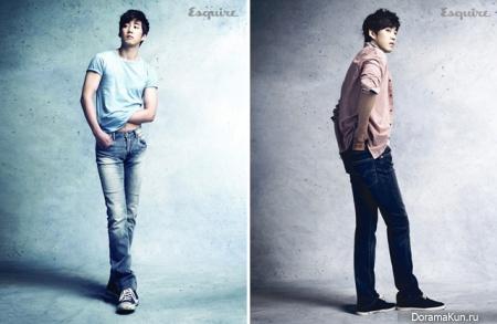 Esquire 2012
