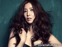 Yoon Se Ah для Arena Homme Plus January 2013