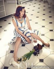 Yoon Se Ah для SURE March 2013