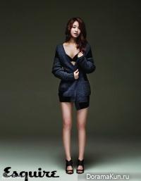 Yoon Se In для Esquire November 2012