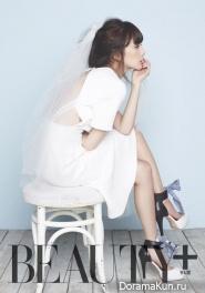 Yoon Seung Ah для Beauty+ February 2014