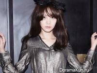 Yoon Seung Ah для Ceci September 2012