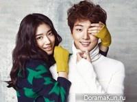 Yoon Si Yoon и др. для InStyle January 2013