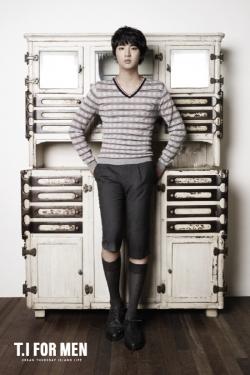 Yoon Si Yoon для TI Men Spring 2011 Catalogue