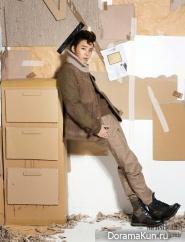 Yoon Shi Yoon для Men's Health November 2012