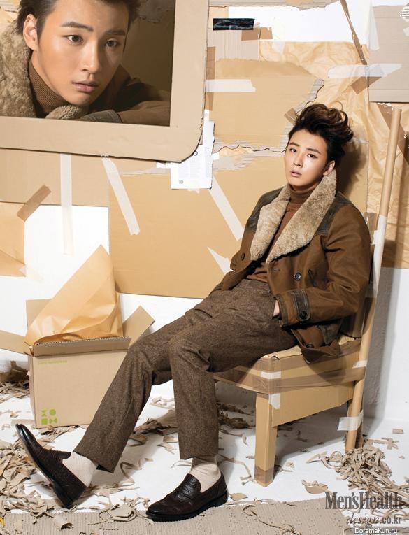 Yoon Shi Yoon        Men s Health November 2012Yoon Shi Yoon 2012