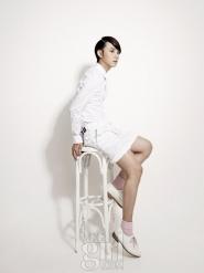 Yoon Si Yoon для Vogue Girl Korea June 2011