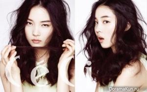 Yoon So Hee для CeCi July 2013
