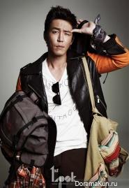 Yu Ha Jun и др. для First Look 2012