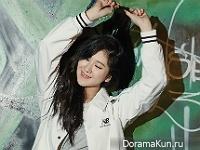 Baek Ye Rin (15&) для @Star1 March 2016