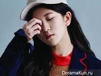Baek Ye Rin (15&) для Urbanlike March 2016
