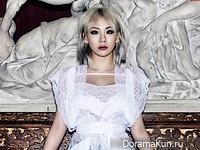 2NE1 (CL) для Dazed April 2016