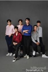 2PM для Billboard April 2016