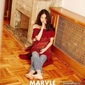 4Minute (Gayoon) для Marvle Vol. 24
