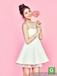 AOA (Seolhyun) для G Market 2016 CF