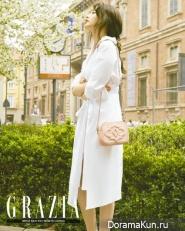 After School (Nana) для Grazia May 2016 Extra