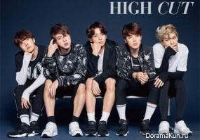 BTS для High Cut Vol. 171