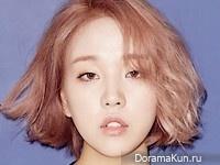 Baek Ah Yeon для Grazia July 2016
