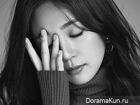 Baek Jin Hee для Marie Claire November 2016