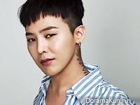 Big Bang (G-Dragon) для High Cut Vol. 173