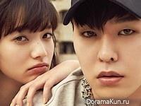 Big Bang (G-Dragon), Komatsu Nana для Nylon May 2016
