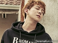 Block B (Kyung) для CeCi November 2016