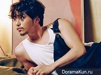 Byun Yo Han для W Korea February 2016