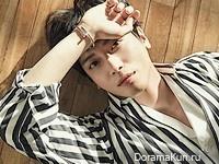 CNBLUE (Jung Yong Hwa) для Elle May 2016