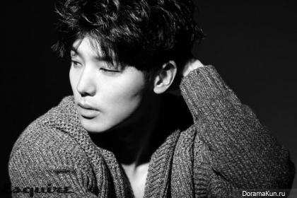 CNBLUE (Kang Min Hyuk) для Esquire November 2016