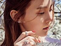 Cha Ye Ryun для Cosmopolitan May 2016