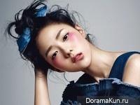 Chae Soo Bin для CeCi April 2016