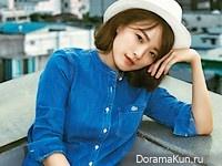 Cheon Woo Hee для Cosmopolitan June 2016 Extra