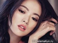 Cheon Woo Hee для Laura Mercier 2016 CF Extra