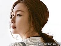 Choi Ji Woo для Mandarina Duck F/W 2016 CF