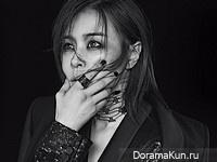 Choi Kang Hee для Vogue May 2016