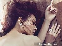 Claudia Kim для W Korea January 2016