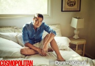 Daniel Henney для Cosmopolitan March 2016