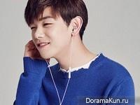 Eric Nam для Onkyo 2016 CF