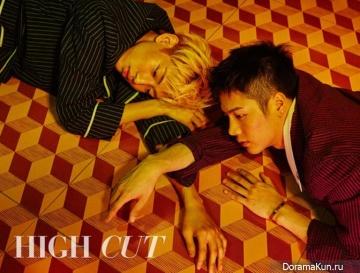 GOT7 (Jackson, Bambam) для High Cut Vol. 177