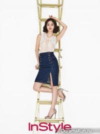 Ji Sung, Girl's Day (Hyeri) для InStyle May 2016