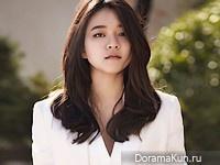 Go Ah Sung для Elle April 2016