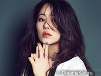 Go Hyun Jung для Cosmopolitan May 2016